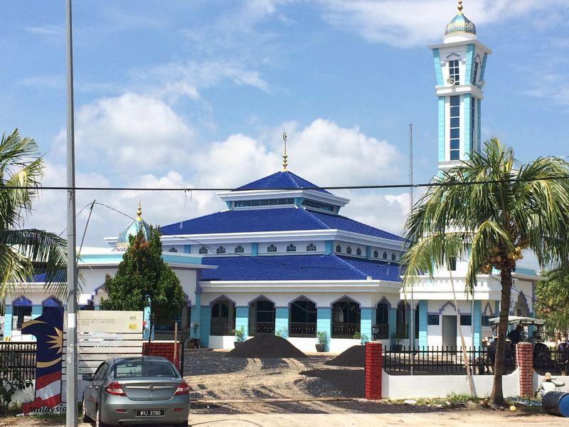 スリメダンのモスク