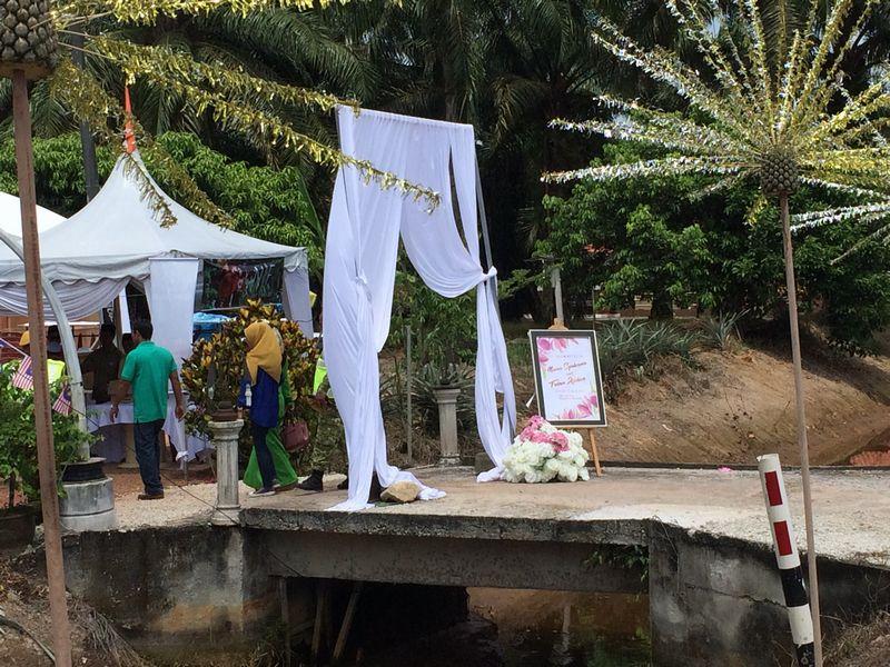 マレー人の結婚式