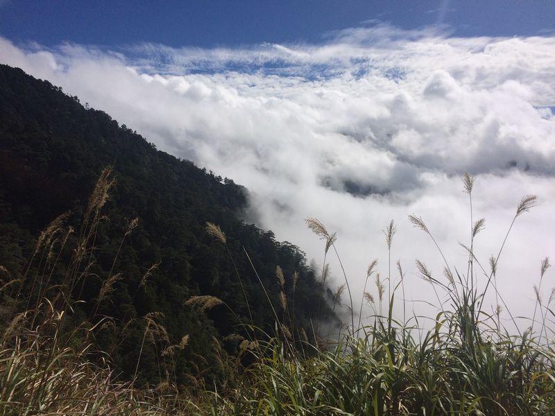 下界は雲の海