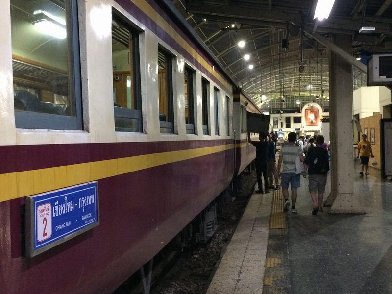 バンコク中央駅