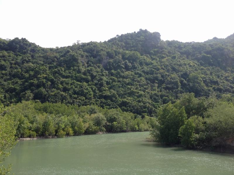 クローンワン川