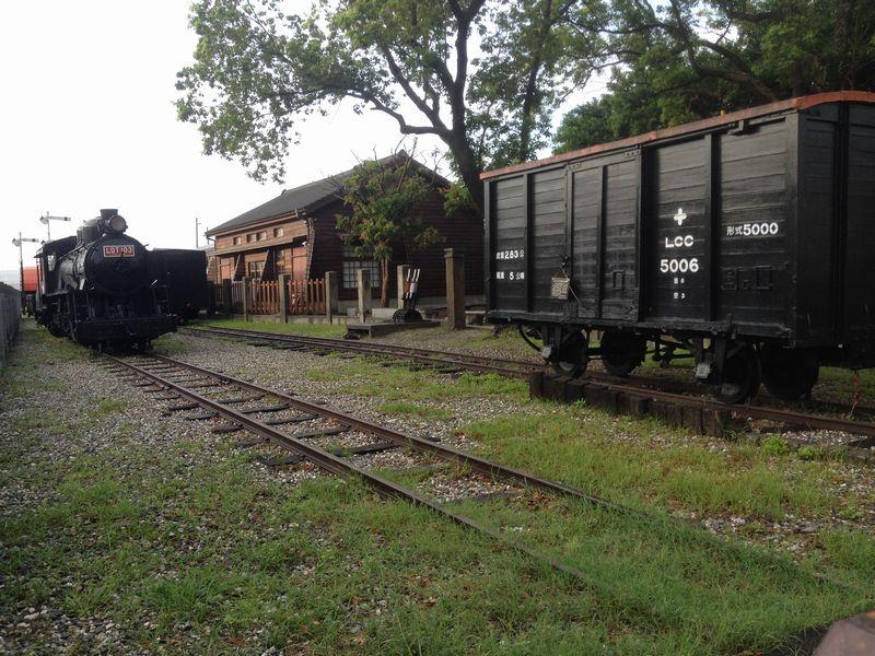 鉄道史跡公園