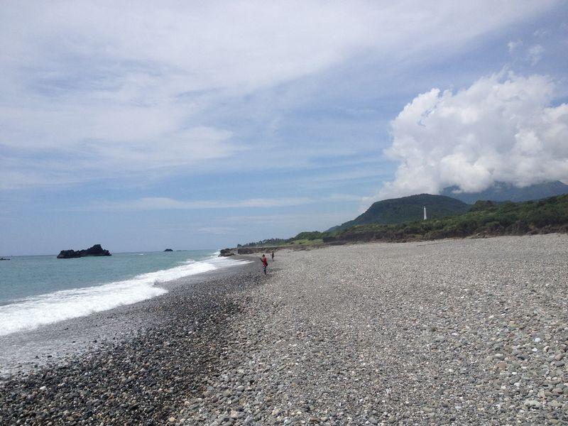 静浦の海岸