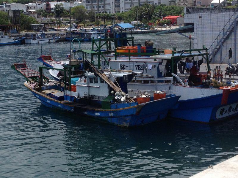 カジキ漁船