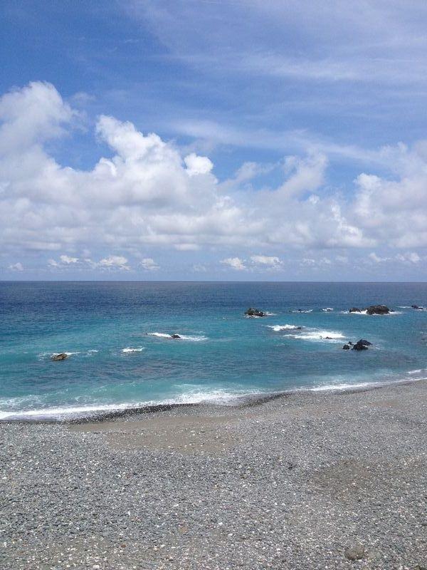 成功の海岸