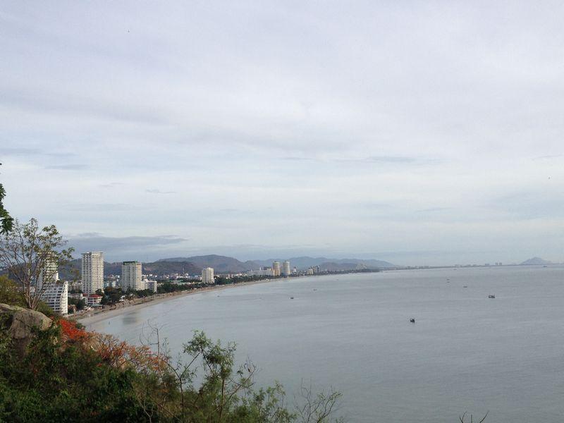 丘の上からの眺め