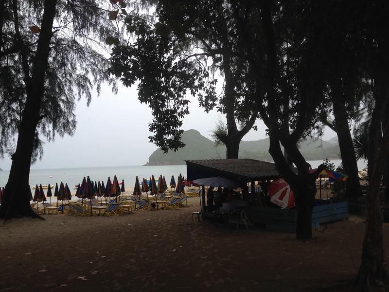 雨のマナオベイ