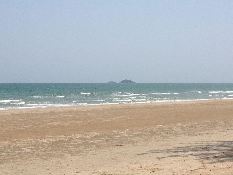 99.99%の見事砂浜