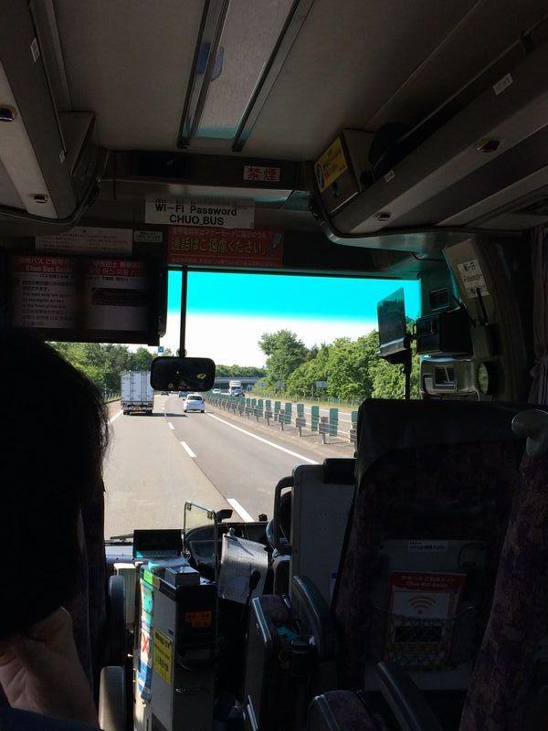 札幌への高速バス