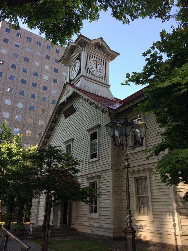 札幌時計塔