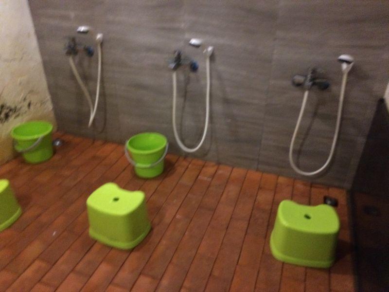 瀧乃湯洗い場