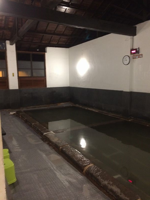 瀧乃湯の公衆浴室