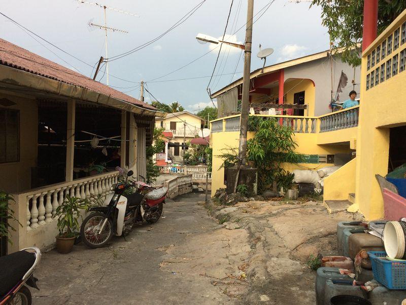 華僑の漁村