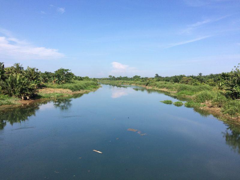 シンパンカナン河