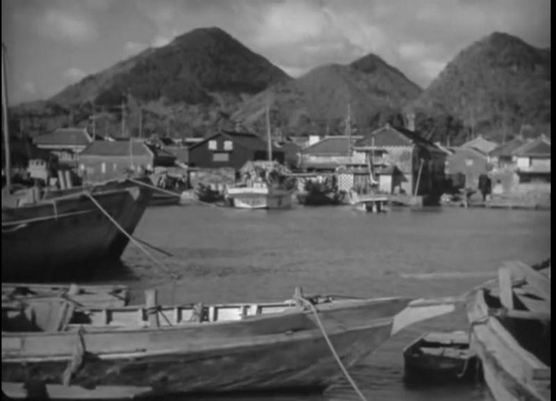昭和初期の下田の風景